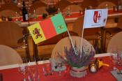 50 Jahre Städtepartnerschaft mit Neumarkt: Jubiläumsfeier im Bürgersaal mit rund 300 Gästen.