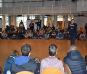 Der freie Kommunalberater Udo Wenzl unterstützt die Stadt Rheinfelden bei der Etablierung des 8er-Rats.