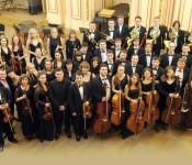 Nicht zum ersten Mal lädt die Junge Philharmonie aus der Ukraine zu einem stimmungsvollen Neujahrskonzert in den Bürgersaal ein.