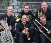 Silvesterkonzert in der St. Josefskirche mit dem Quintetto Inflagranti aus Zürich.