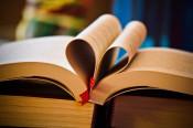 Die Stadtbibliothek Rheinfelden lädt anlässlich des Valentinstags zu einem Blind-Date mit einem Buch ein.
