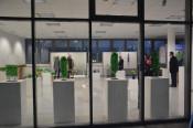 Wilfried Markust - Zweite Chance - Glaskunst - bis 18. Mai im Schauraum.