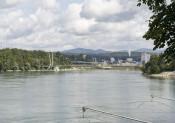 Visualisierung des Rheinstegs.  Foto: Render-Manufaktur IB Miebach