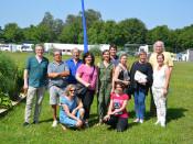 4. Skulpturenwerkstatt und Kunstsonntag: Künstlern über die Schulter schauen und selbst aktiv werden 12. bis 14. Juli im Tutti Kiesi