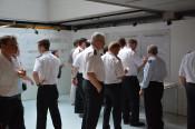 Ergebnisse Architektenwettbewerb: Zentrales Gerätehaus Freiwillige Feuerwehr