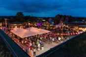 Bild von der letztjährigen Bundesfeier in Rheinfelden (Aargau) (zVg)