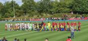 Der SC Freiburg gewinnt das Testspiel gegen den FC Aarau mit 4:2.