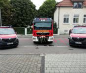 Neue Fahrzeuge für die Freiwillige Feuerwehr Rheinfelden.