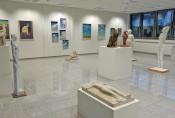 Blick in die Eder-Ausstellung