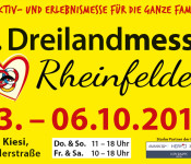 Ankündigung Dreilandmesse