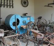 Blick in die Sammlung des Dinkelbergmuseums