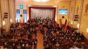 500 Gäste folgten der Einladung zum 21. gemeinsamen Neujahrsempfang beider Rheinfelden.