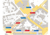 Ausbau Nahwärmenetz und Breitband Innenstadt.