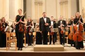 Das Neujahrskonzert mit der Jungen Philharmonie aus Lemberg ist aus dem Programm der Meisterkonzerte nicht mehr wegzudenken.