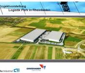Vorstellung des Projekts der Grieshaber Logistics Group und Alpha Industrial