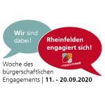 Woche bürgerschaftliches Engagement 2020