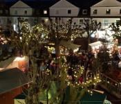 Kein Weihnachtsmarkt in der Innenstadt in diesem Jahr.