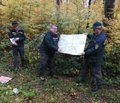 Waldtag mit den Forstexperten.