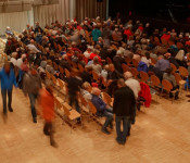 Kulturprogramm im Bürgersaal