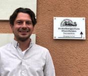 Martin Jegle - neuer Rektor der Dinkelbergschule