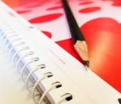 Papier und Stift _ Symbolbild@pixabay