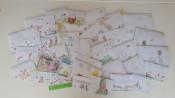 Aktion Brieffreunde - Ostergrüße
