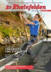 Titelblatt der neuen Ausgabe des Stadtmagazins