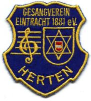 Wappen der 'Eintracht' Herten