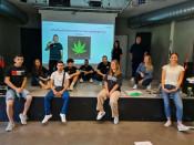 Die ehrenamtlichen Helfer des Jugendreferats beschäftigten sich im Rahmen einer Schulung intensiv mit Fragen rund um Cannabis.