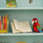 Vorlesestunde für Kinder ab fünf Jahren