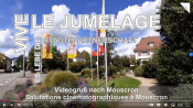 Videogruß Partnerstadt Mouscron