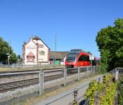 Eisenbahnbrücke Güterstraße