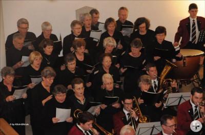 Kônzert mit Musikverein