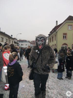 Umzug Hauingen 2011