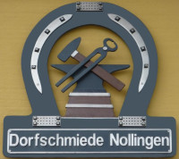 Wappen der Dorfschmiede Nollingen