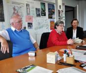 Peter Daniel, Phyl Daniel und Renate Steinke