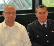 Matthias Hallekamp und Gerhard Salg