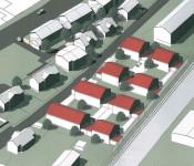 Bauvoranfrage Sofienstraße