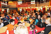 Das Internationale Kinderfest im Bürgersaal