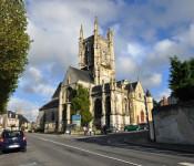 Kirche St. Etienne