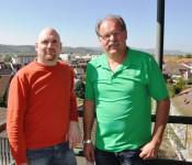 Michael Schwarz und Gerold Limberger