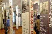 """In der Ausstellung """"Mit Gott für Kaiser und Reich"""""""