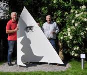 Klaus Tröndle und Willi Raiber beim Sonnenkönig