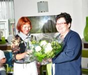 Cornelia Rösner und Astrid Sommer