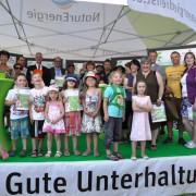 Gruppenbild mit allen Teilnehmern