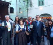 40 Jahre Laubenfest Neumarkt mit OB