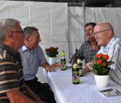 Grillfest für die Rentner und Pensionäre der Stadtverwaltung