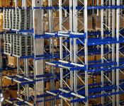 Im Logistik Zentrum Hochrhein