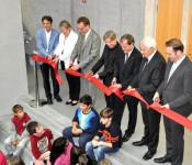 Impressionen von der Campus-Eröffnung