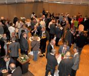Gespächsrunden auf den 6. Rheinfelder Wirtschaftsgesprächen